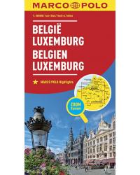 Бельгия Люксембург 3 MarcoPolo