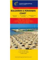 Болгарское и румынское побережье Cartographia