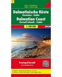 Далмация - побережье 1 F&B
