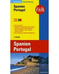 Испания Португалия Falk