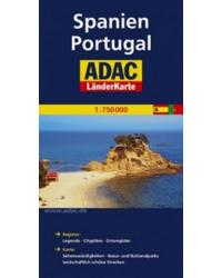 Испания Португалия ADAC