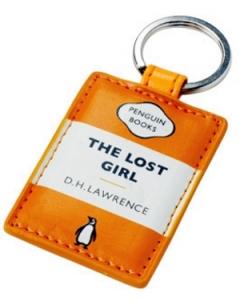 Брелок для ключей - Пропавшая девушка