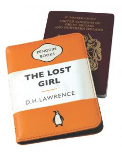 Обложка для паспорта - Пропавшая девушка
