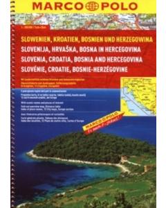 Словения Хорватия Босния MarcoPolo